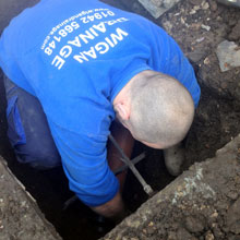 Drain Repair Wigan