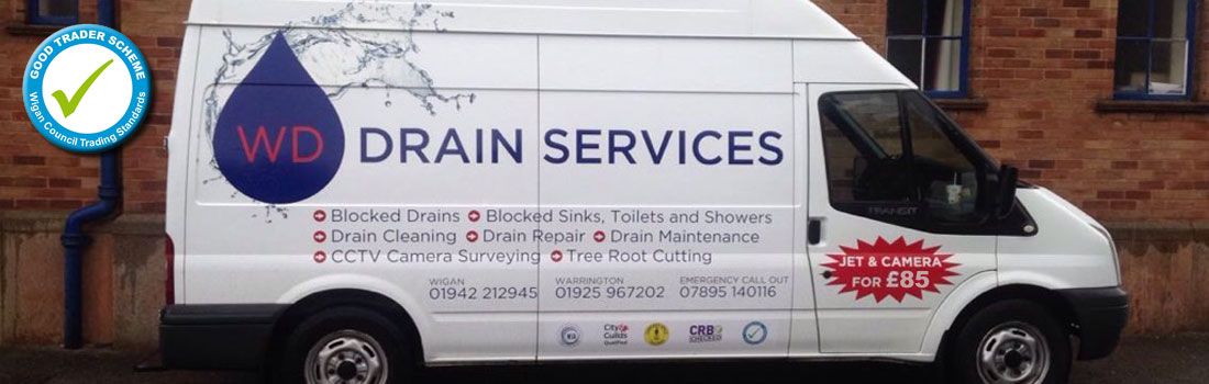 Wigan Drain Services